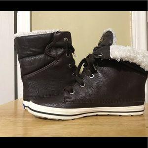 Keds High-Top Sneakers